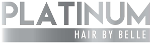 PLATINUM Hair by Belle